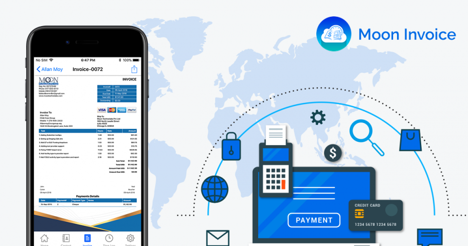 Online Invoicing get paid easier and faster