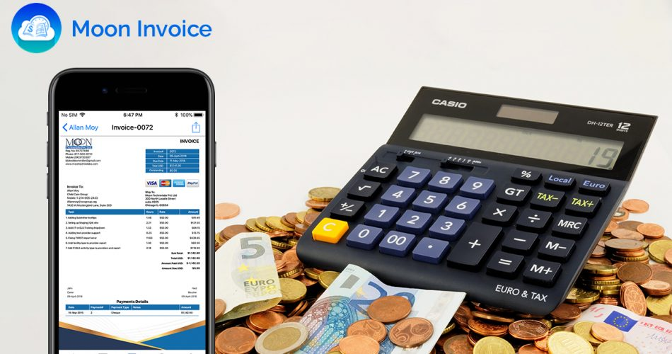 Multi Currency Enhancements in Invoice