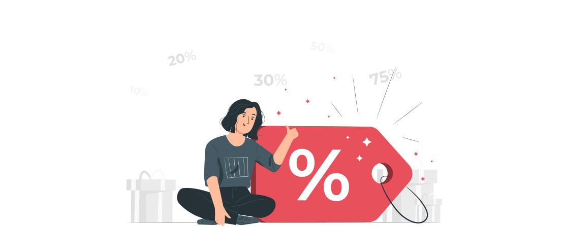 Discounts & Deals -Moon Invoice