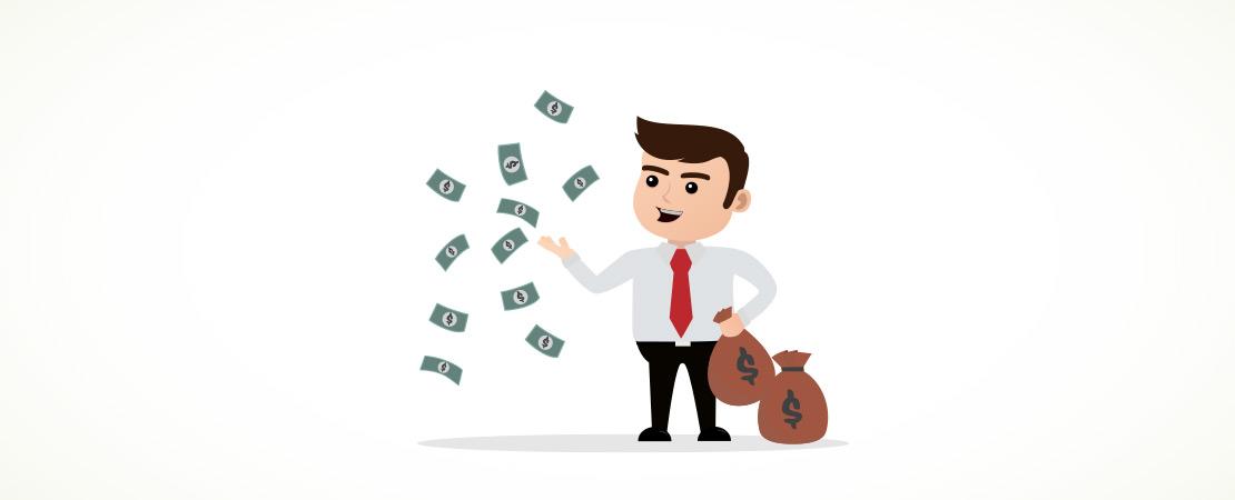 Watch Your Spending - Moon Invoice
