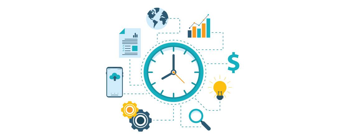 Effect On Productivity - Moon Invoice