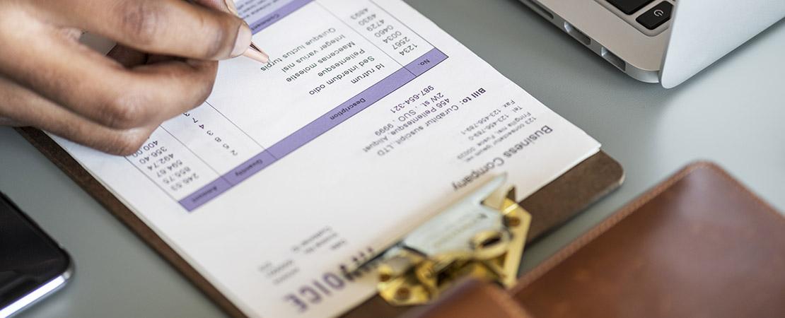 Invoice - Moon Invoice