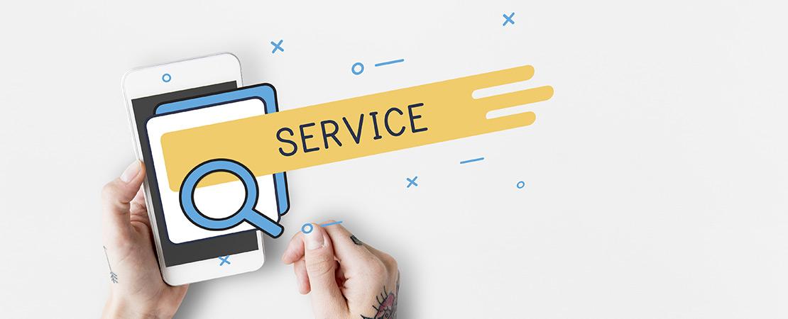 The Service - Moon Invoice
