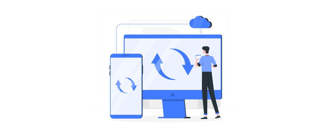 Mobile Sync - Moon Invoice