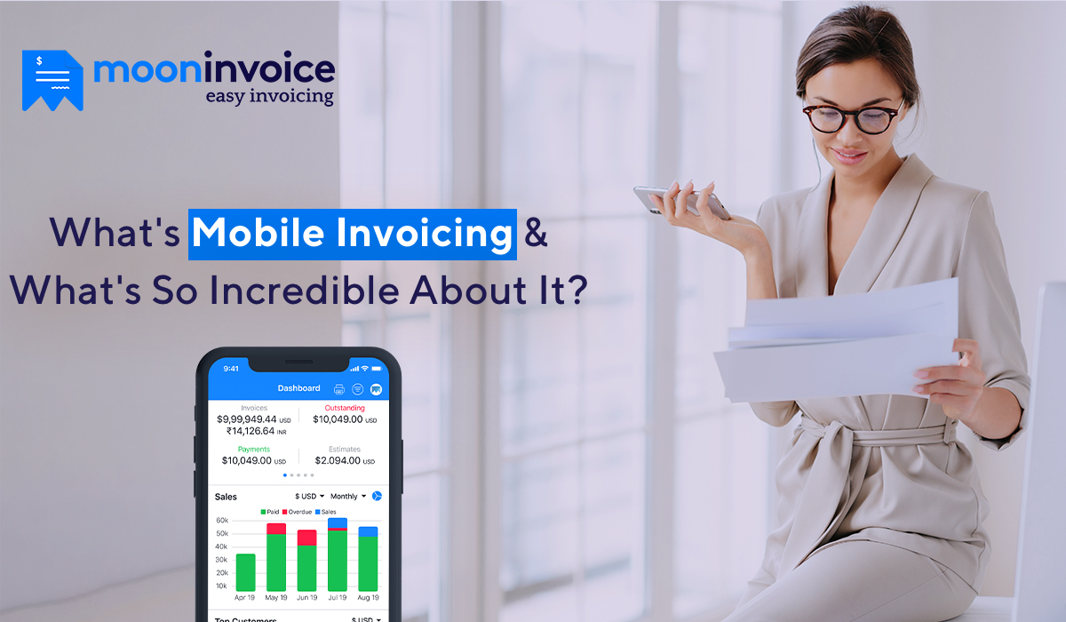 incredible mobile invoicing