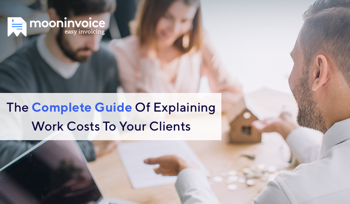 professional invoice estimate