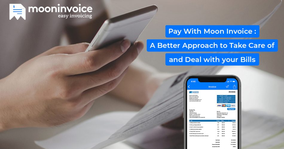 pay with Moon Invoice