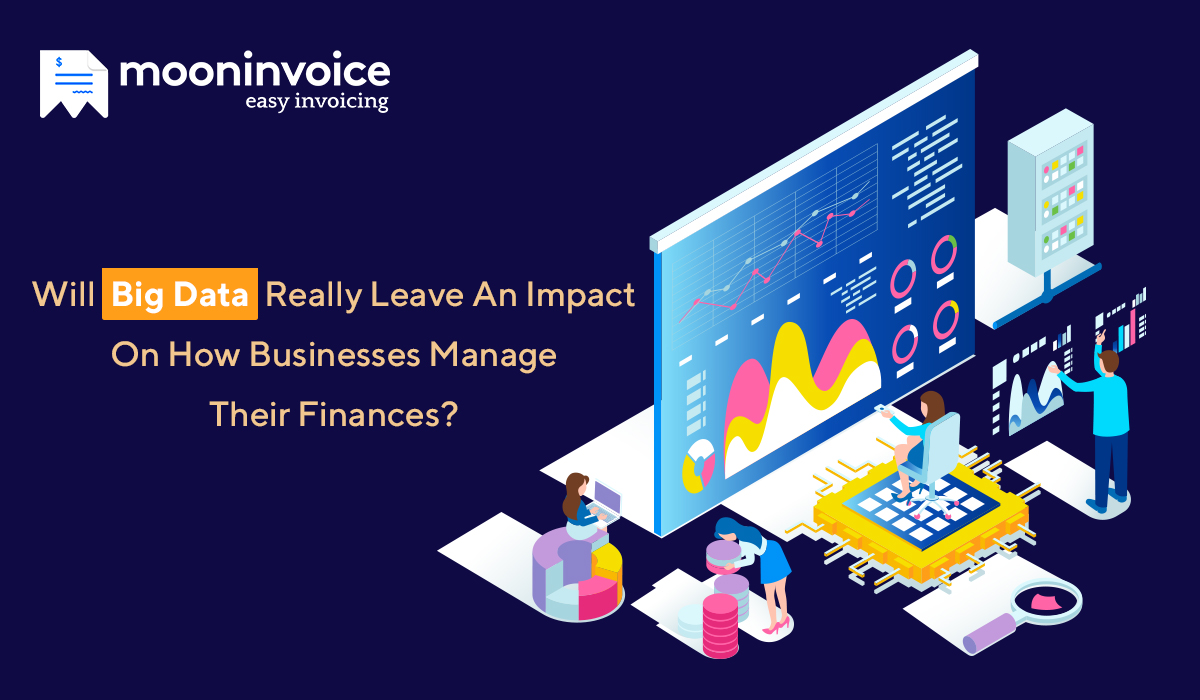 big data helps finanace industry