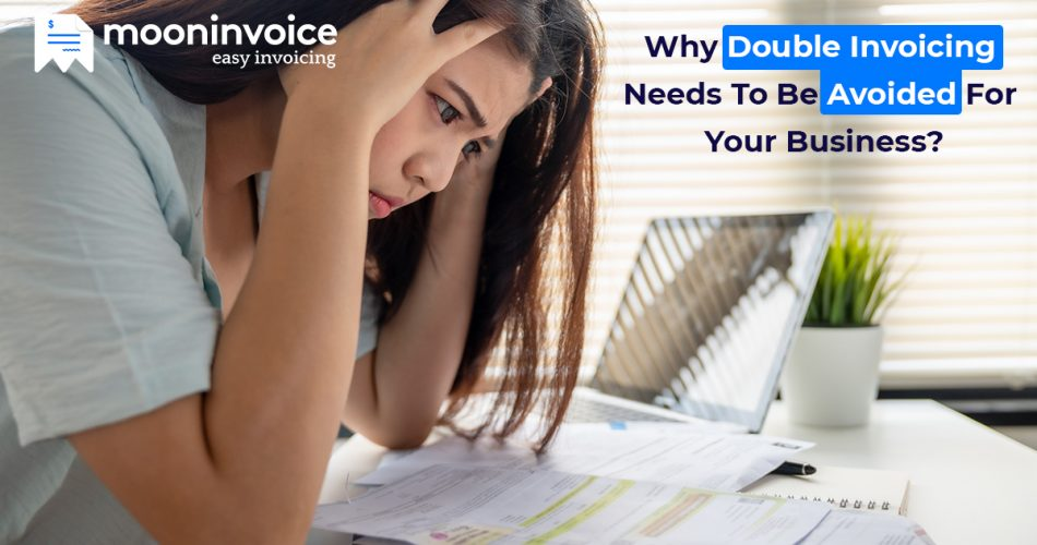 avoid double invoicing