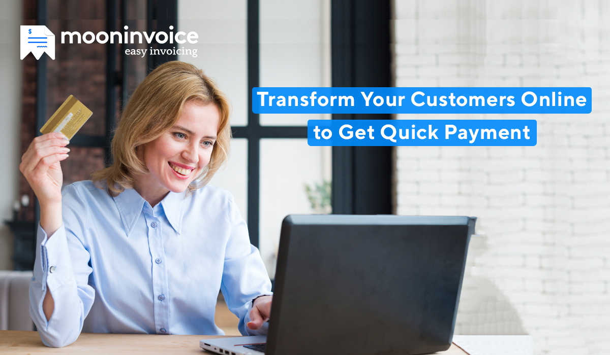 know how to get quick payment from clients