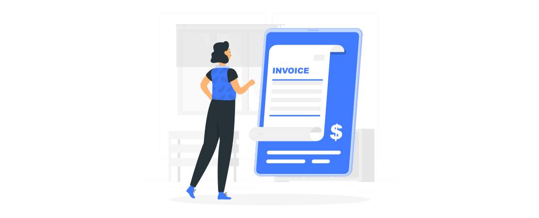 Inappropriate Invoice Classification   Moon Invoice