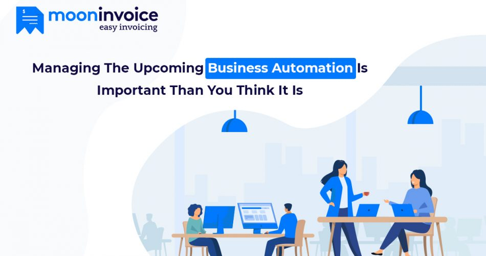 Manage Business with Automation