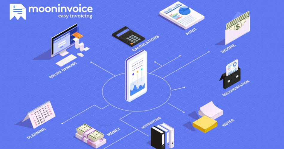 6 Crucial Aspects Why Your Business Should Have An Accounting Mobile App | Moon Invoice