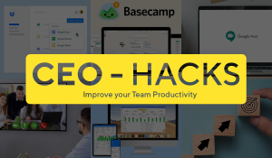 Productivity Enhancing Hacks from our CEO - Moon Invoice