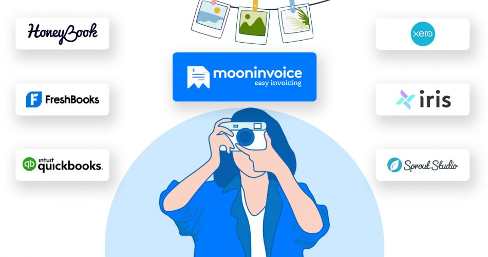 7 Best Billing and Invoicing Software for Photographers - Moon Invoice