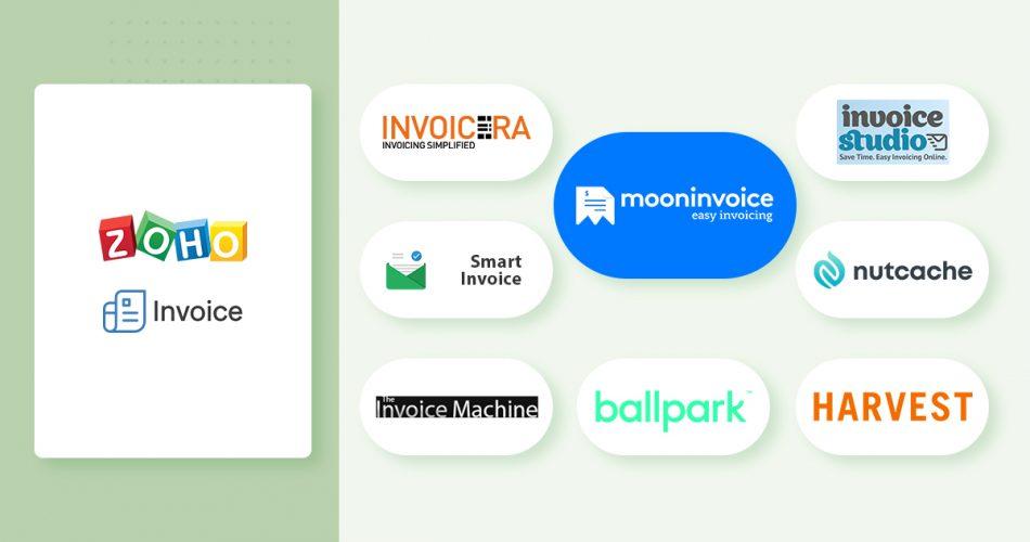 9 Best Alternatives To Zoho Invoice - Moon Invoice