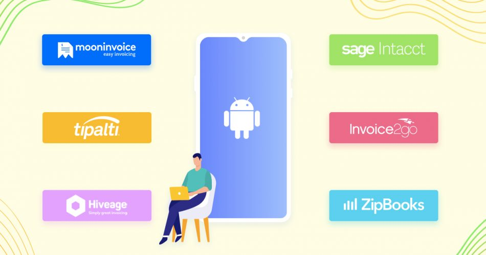 6 Powerful Invoice Apps For Android That Are Simply Too Good To Be True - Moon Invoice