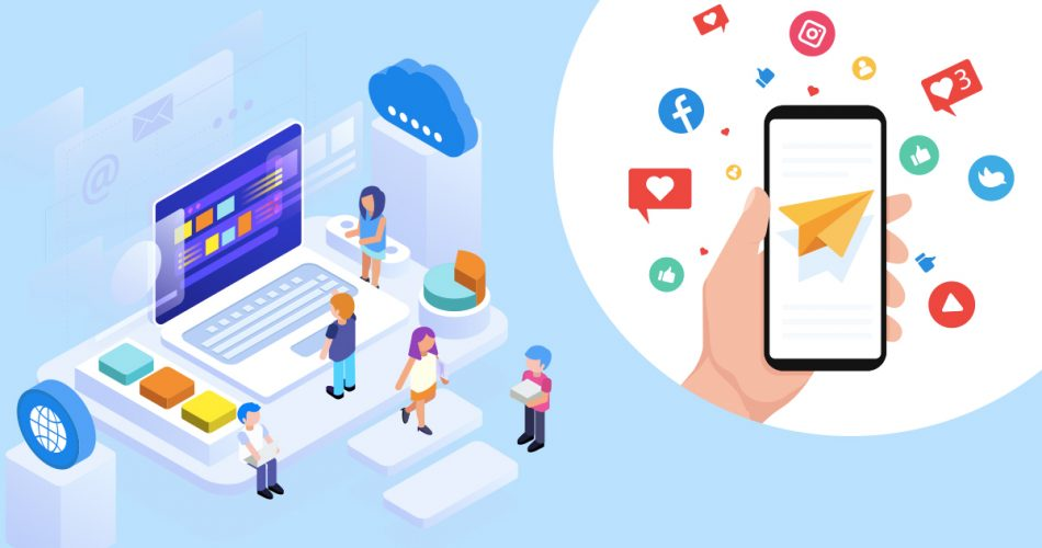 Why Should Small Businesses Implement Digital Marketing in 2020 - Moon Invoice