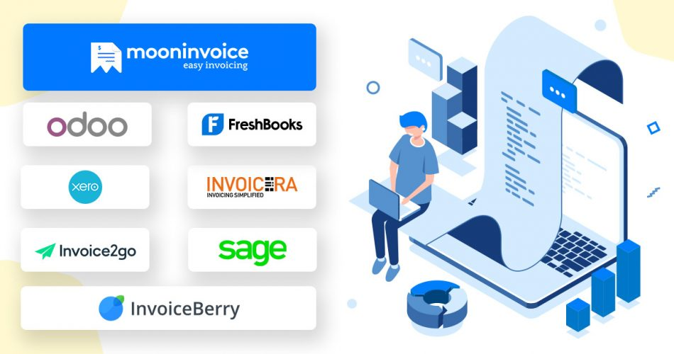 8 Billing and Accounting Software that can efficiently replace the Bookipi Invoice App - Moon Invoice