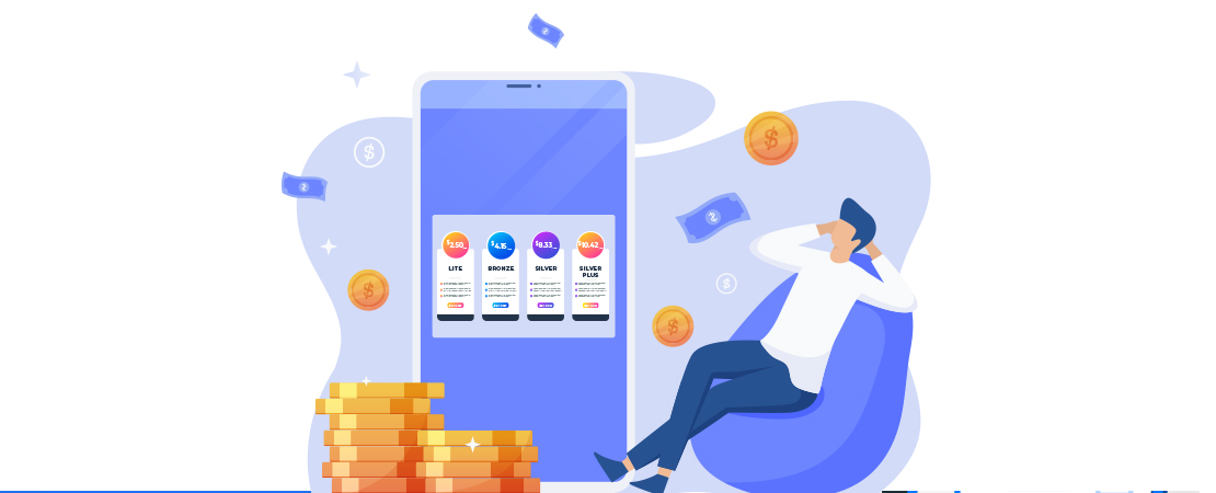 Plans for freelancers - Moon Invoice