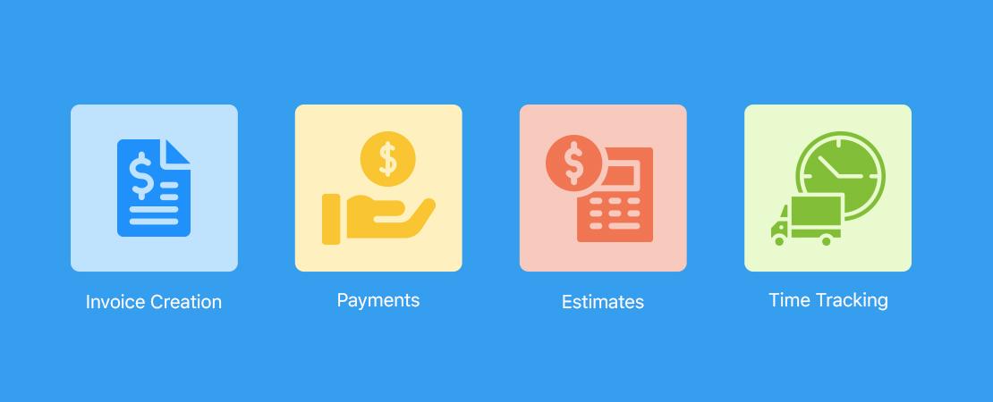 Estimates - Moon Invoice