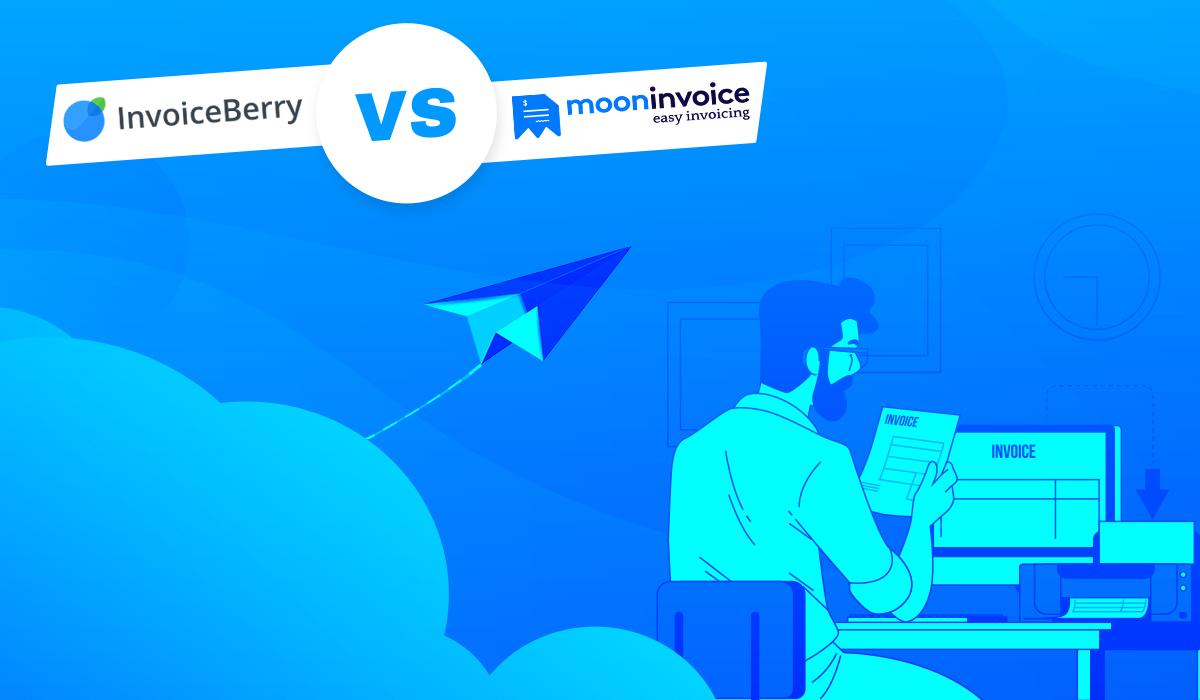 Top InvoiceBerry Alternative - Moon Invoice