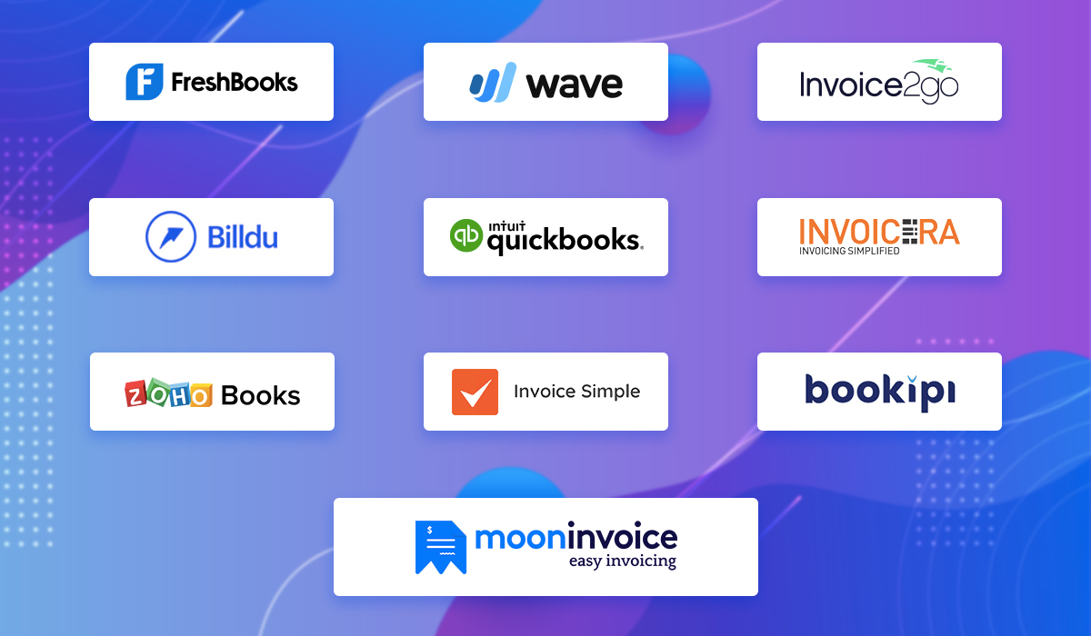 Top 10 Accounting Software Solutions for Small Businesses in 2020 - Moon Invoice