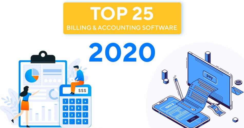 Top Billing and Accounting Software in 2020 - Moon Invoice