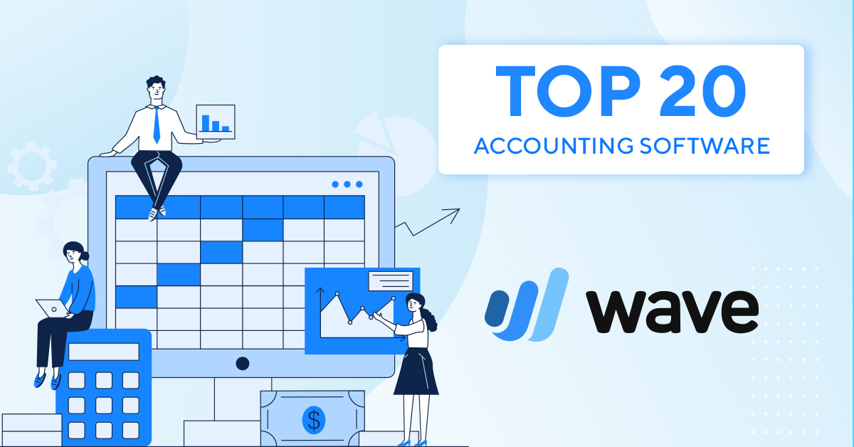 20 Alternatives For Wave Accounting Software - Moon Invoice