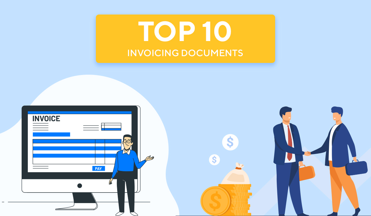 Invoicing Documents To Enhance Your Business use online invoicing software - Moon Invoice