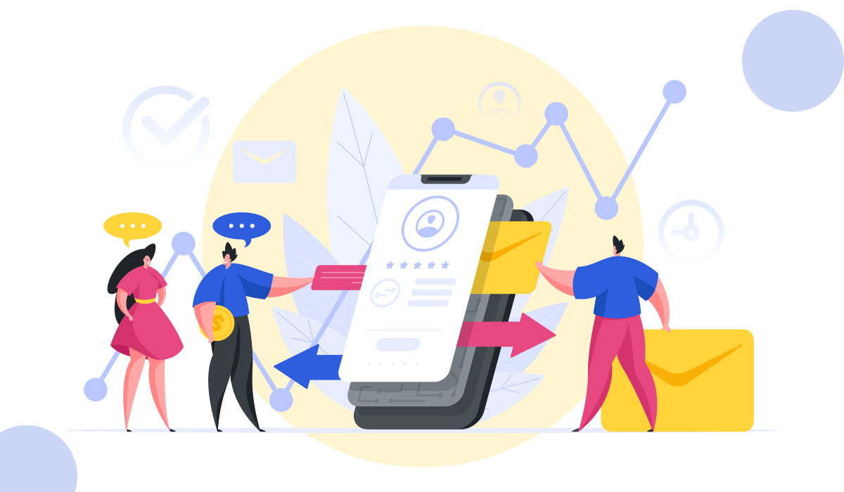 7 Biggest Advantages of Mobile Invoicing for Enterprises use create invoice in Android - Moon Invoice