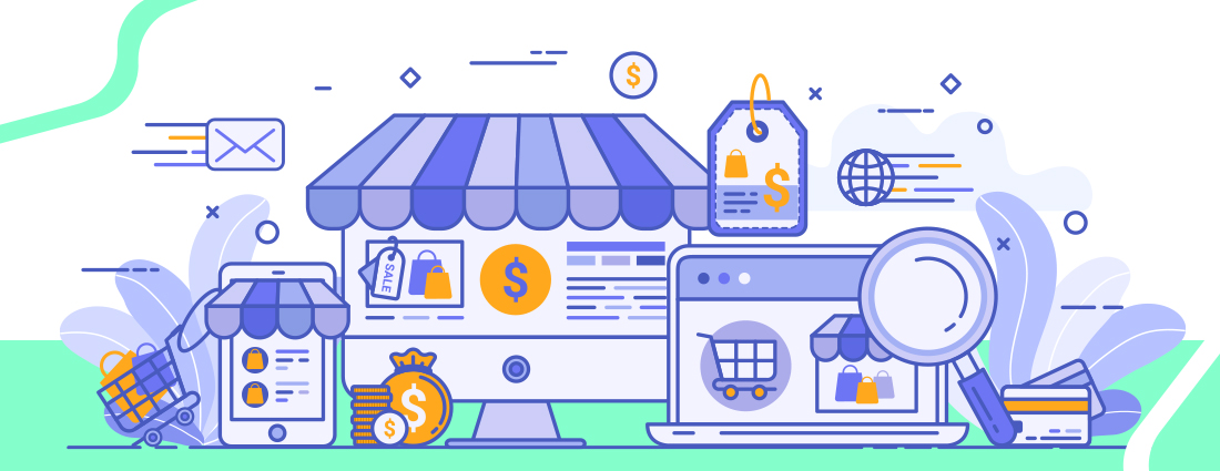 Types of Point of Sale Billing Software for Retail Shop - Moon Invoice