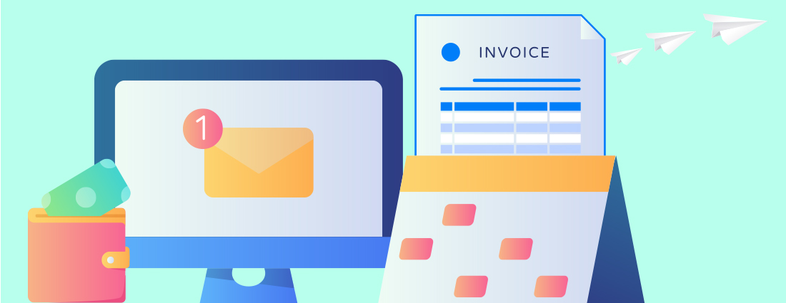Send Recurring Invoices using of Online Invoicing Software - Moon Invoice