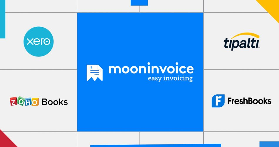 5 best invoicing apps for small businesses in the UK - Moon Invoice