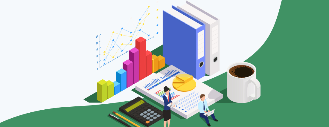 Reviewing of Accounting Books and Records Regularly - Moon Invoice
