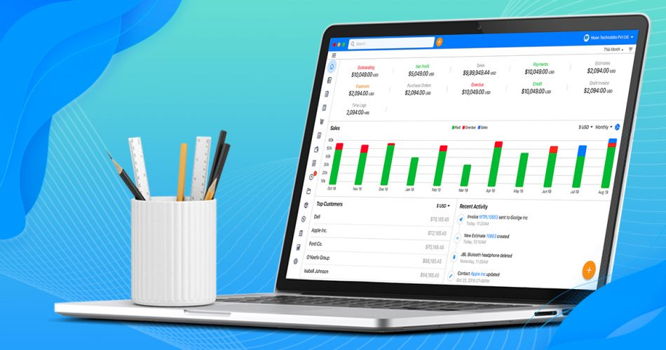 Why Moon Invoice is Best Mac Invoicing Software for Enterprise - Moon Invoice