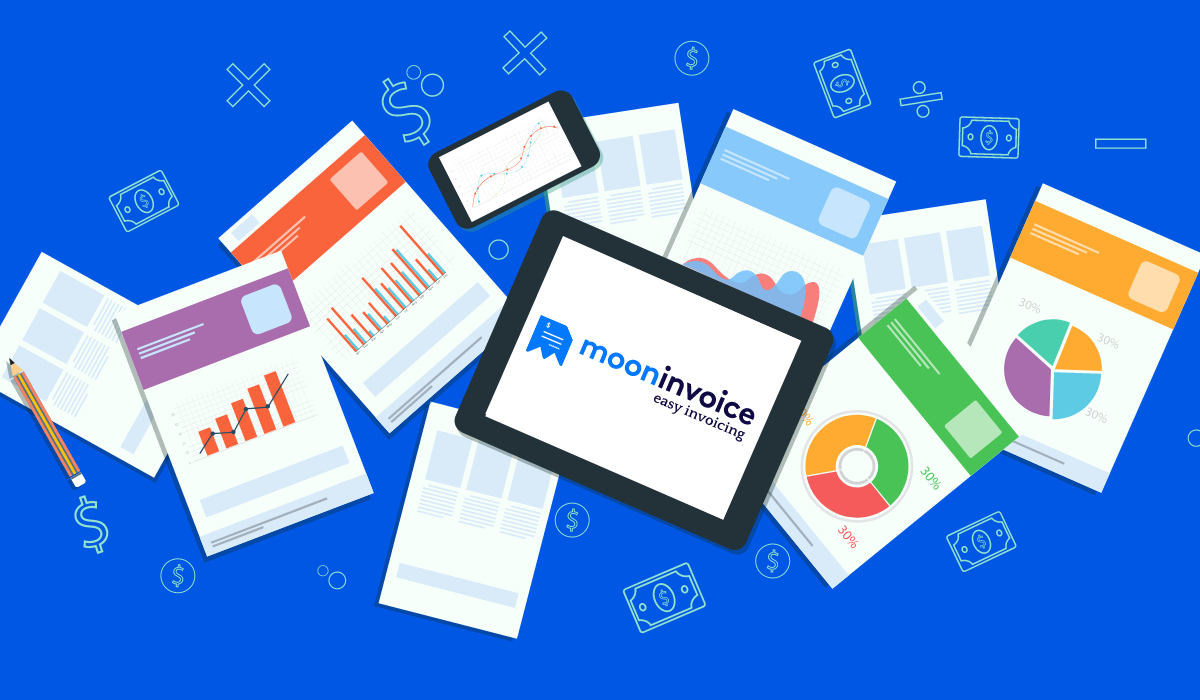 Manage Businesses with Moon Invoice's Complete Accounting Solution