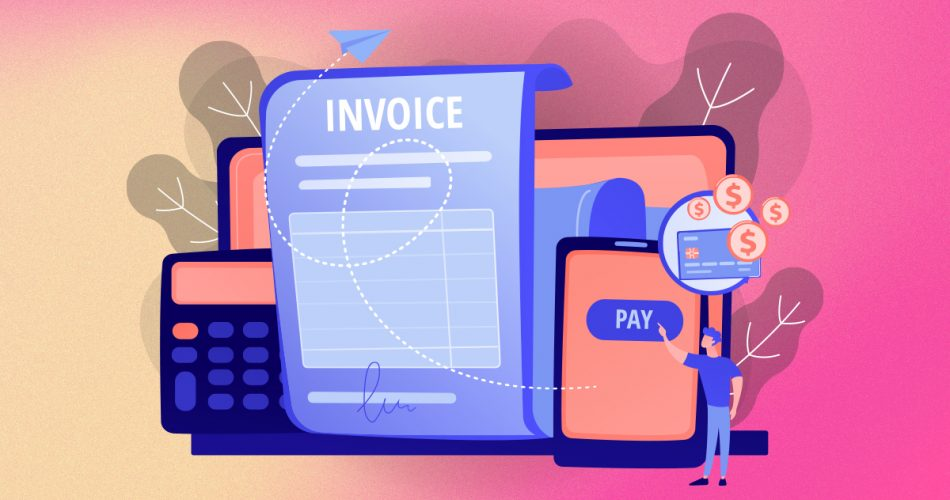 What are the most common payment terms in invoicing