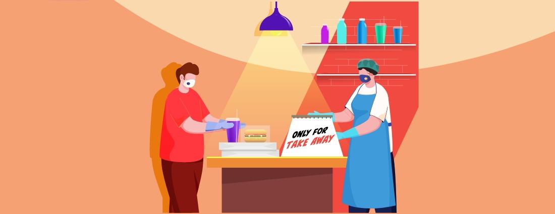 Kiosks for self-service ordering