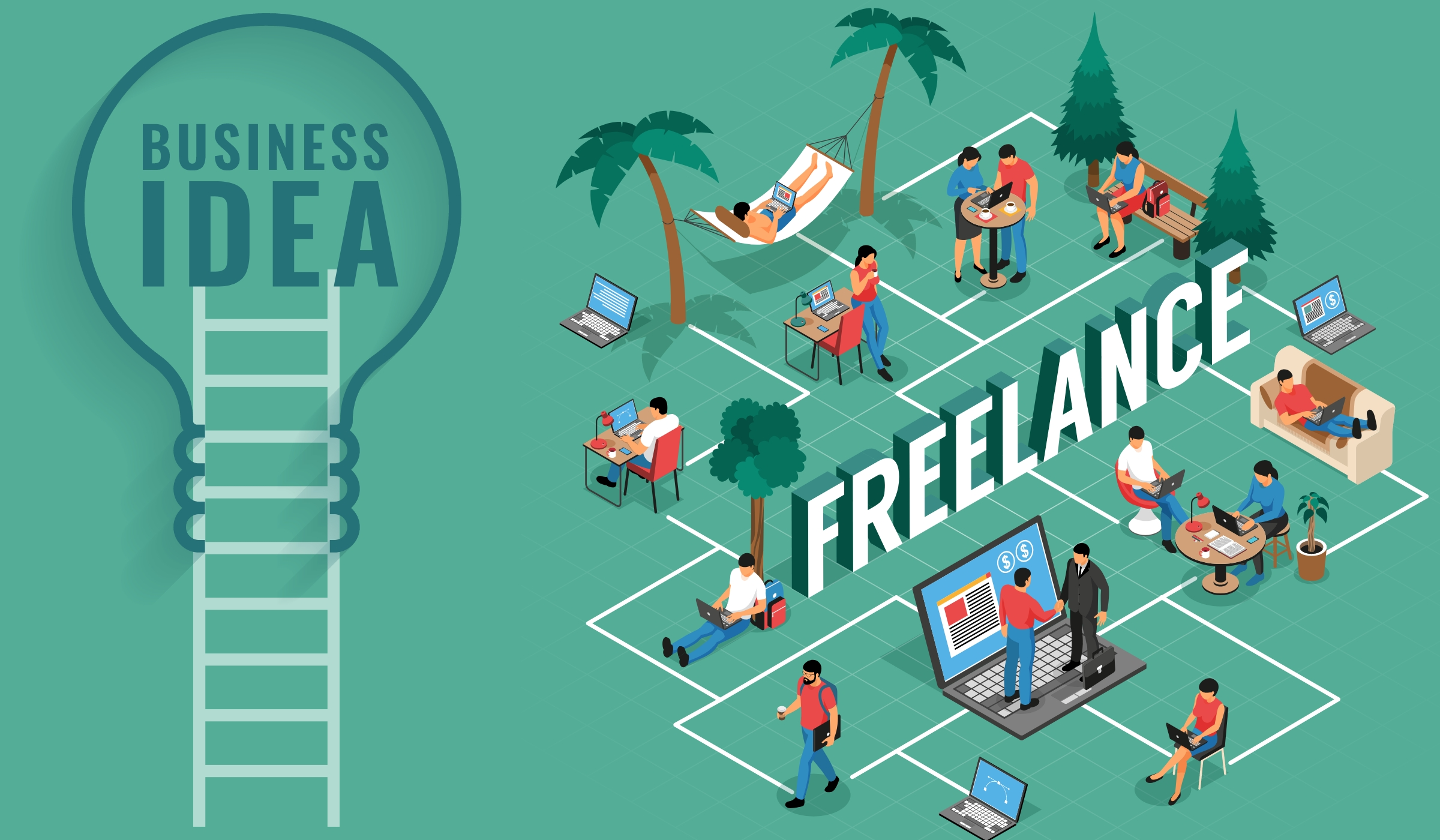Unveiling Top 5 Business Ideas for Freelancers & Side Hustlers
